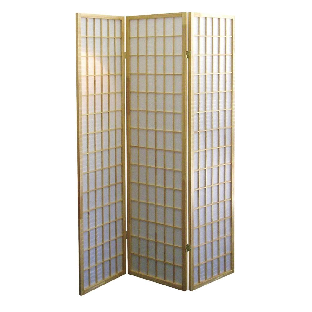 Three Panel Room Divider