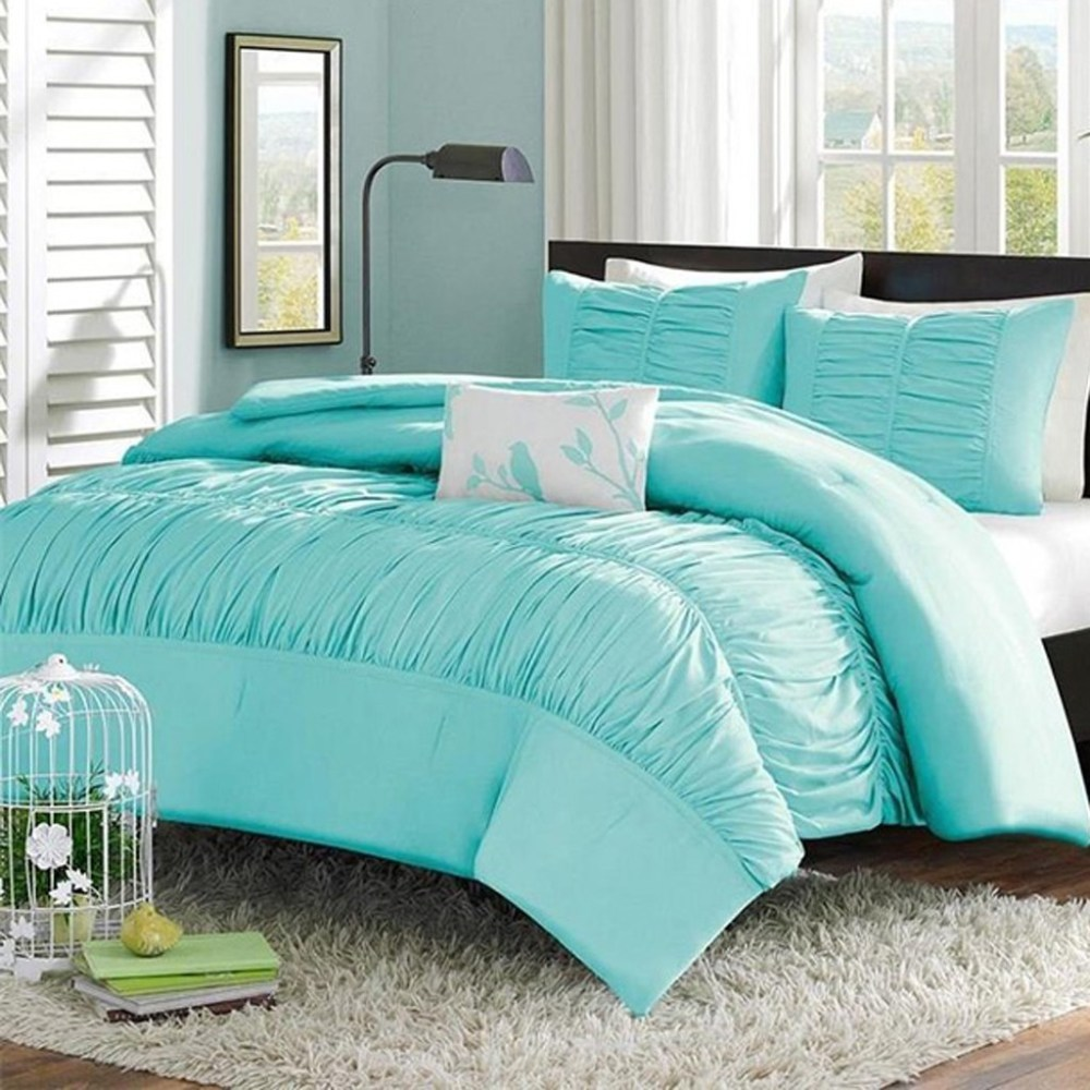 Tiffany Blue Comforter Set