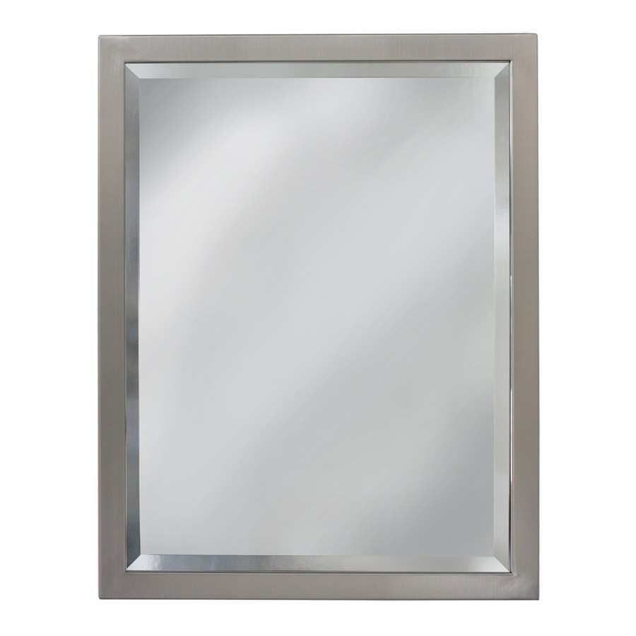 Tilt Bathroom Mirror Rectangular