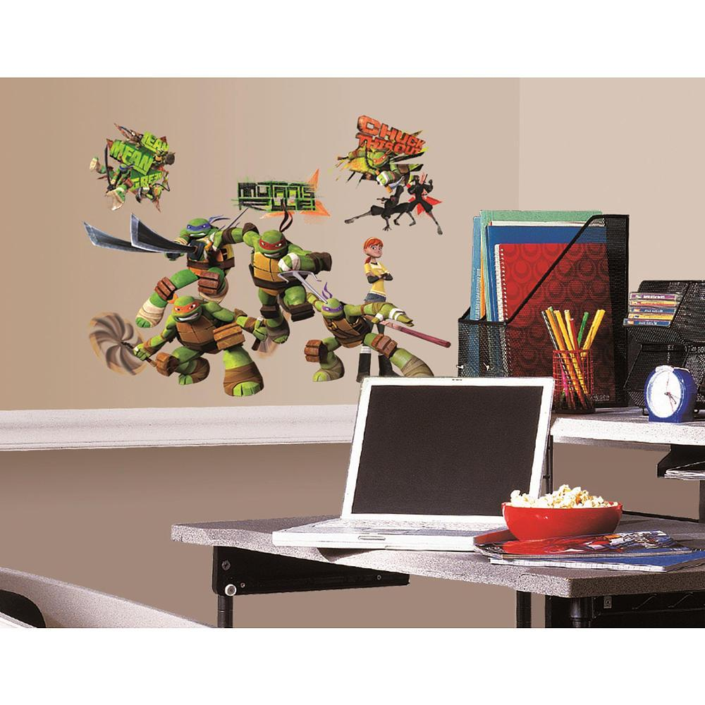 Tmnt Wall Decals