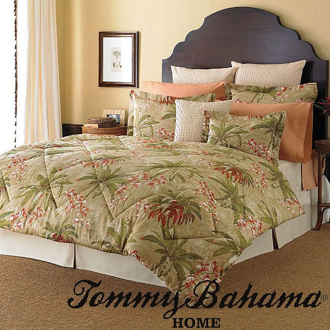 Tommy Bahama King Comforter Set