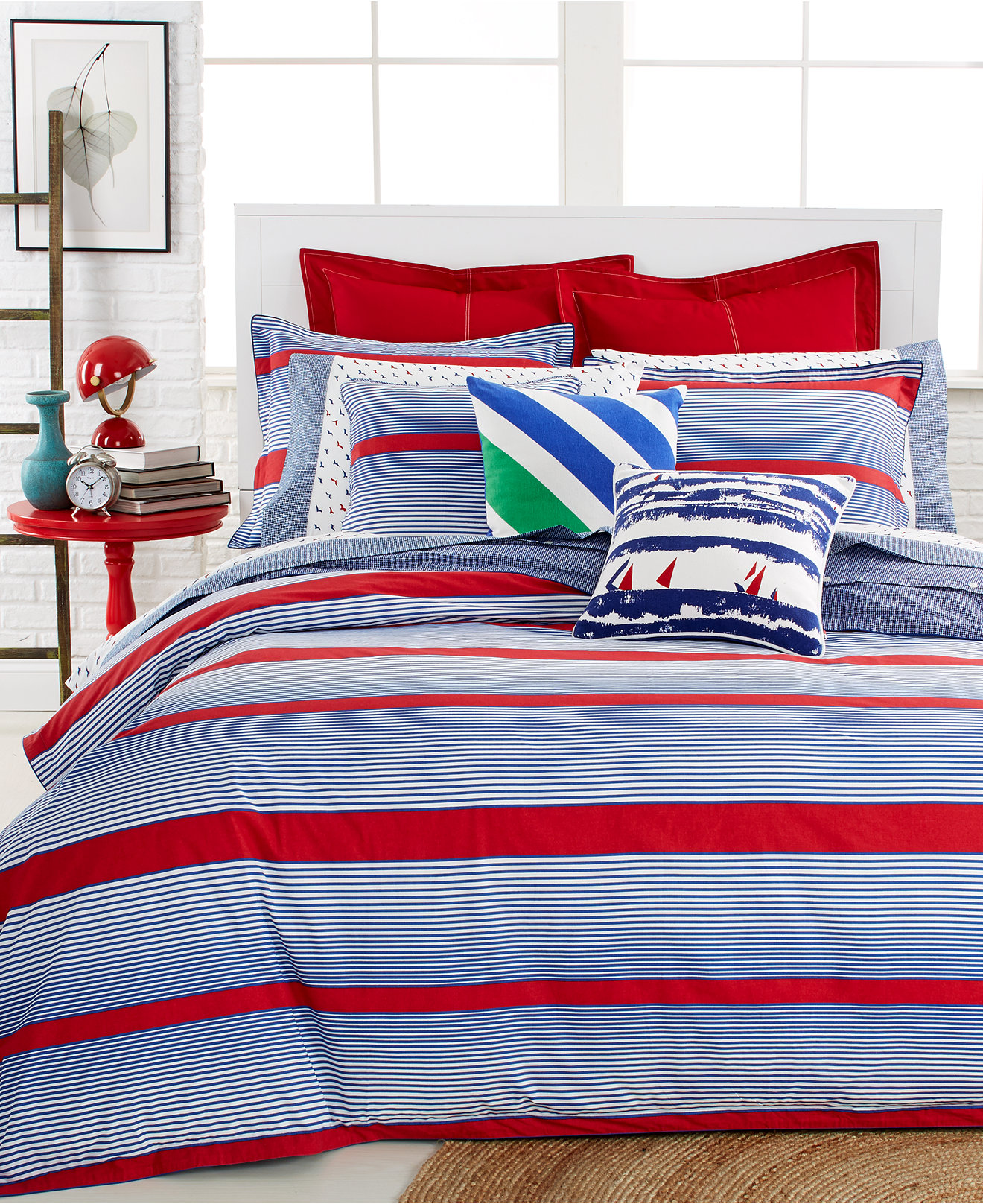 Tommy Hilfiger Comforter Sets Queen