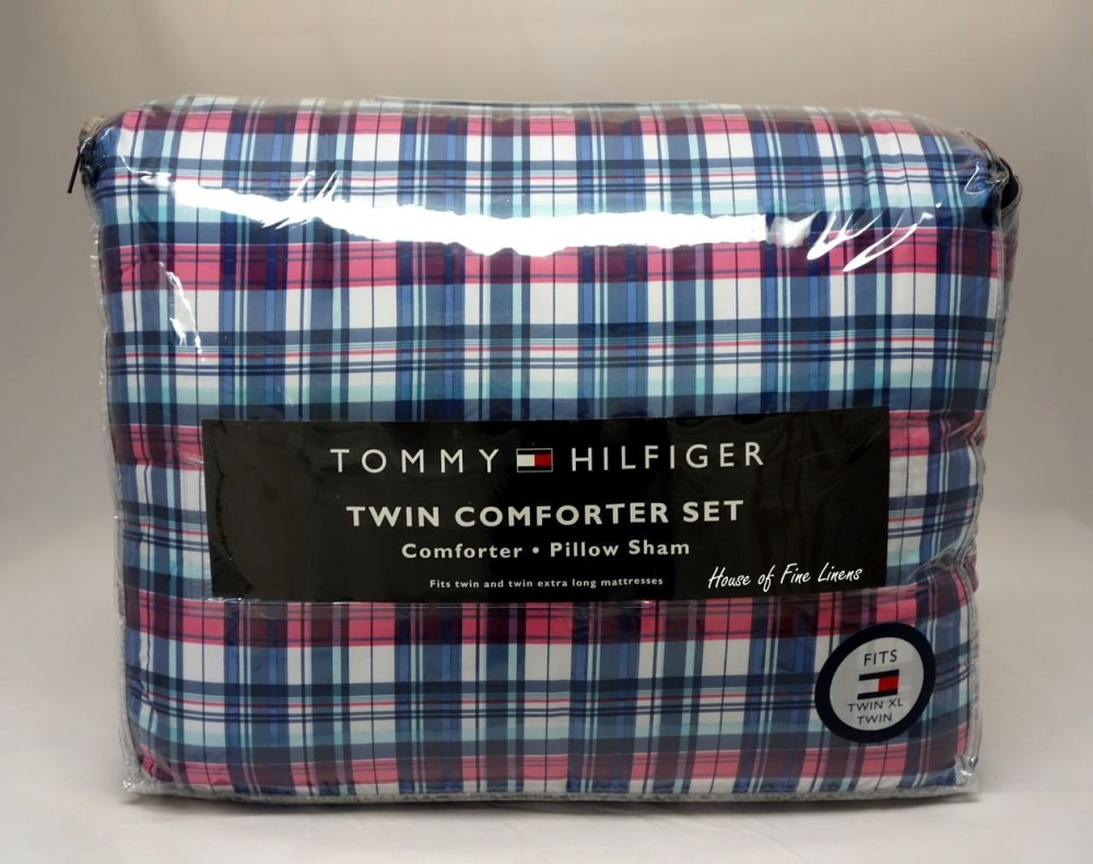 Tommy Hilfiger Twin Comforter Set
