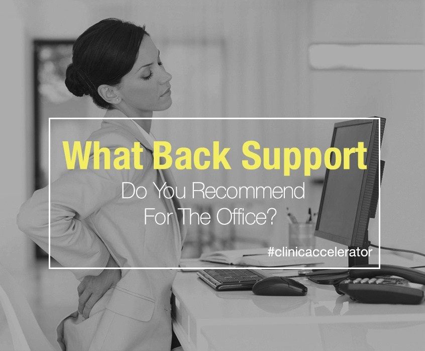 Top Office Chairs For Back Support