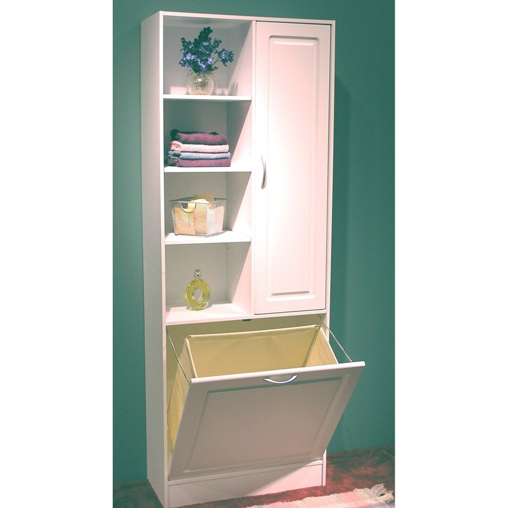 Towel Storage Cabinet For Bathroom