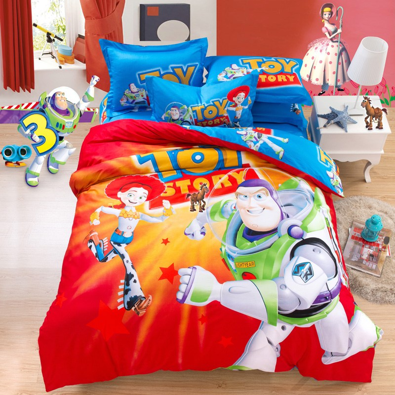Toy Story Comforter Set Twin
