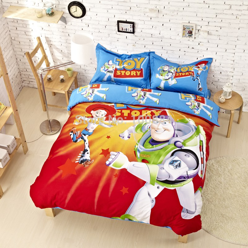 Toy Story Kids Bed