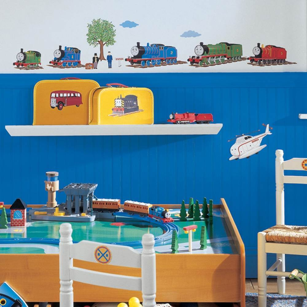 Train Wall Decals Canada