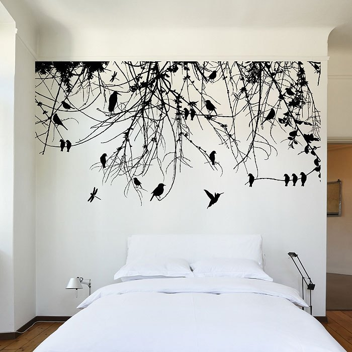 Tree Branch Vinyl Wall Decal