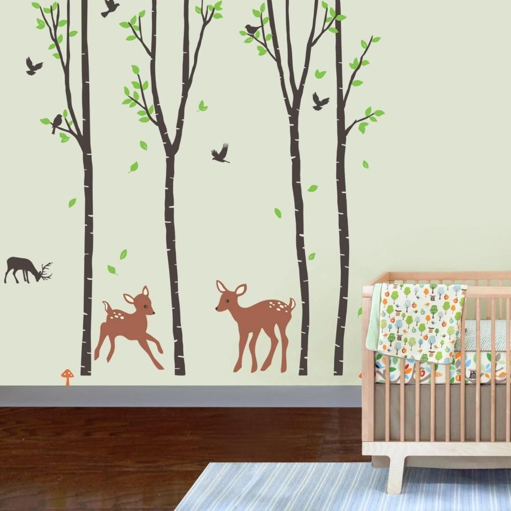 Tree Decals For Walls Nursery