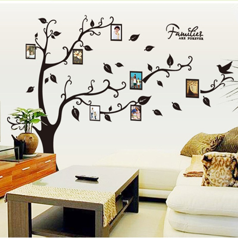 Tree Peel And Stick Wall Decals