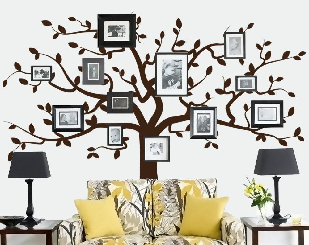 Tree Wall Decal Living Room