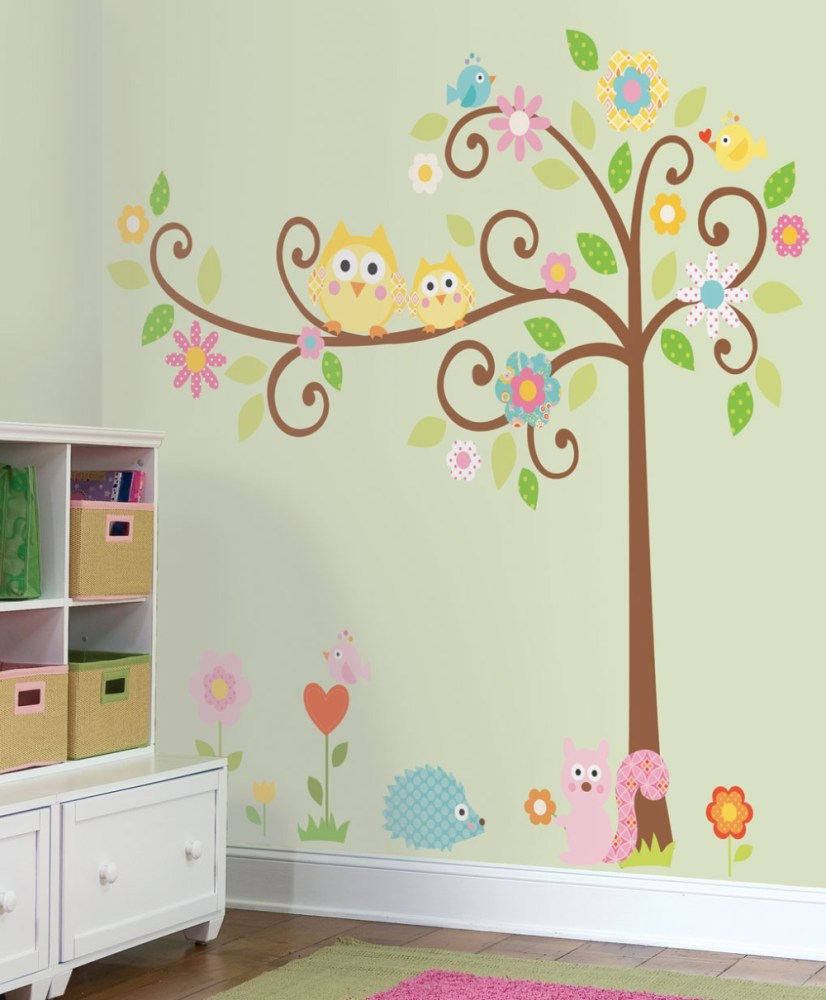 Tree Wall Decals Target