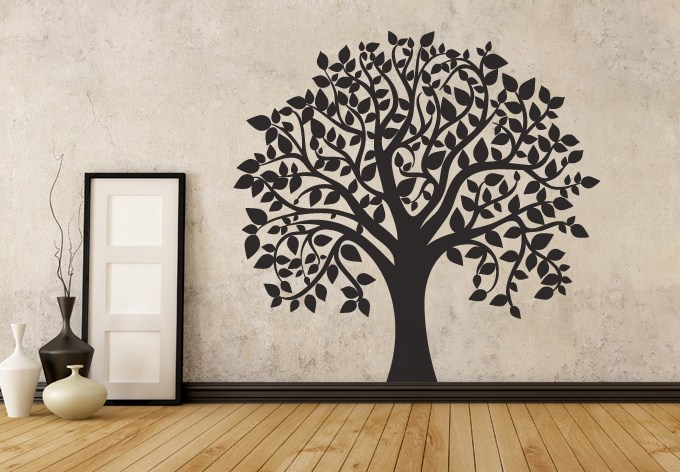 Tree Wall Vinyl Decals