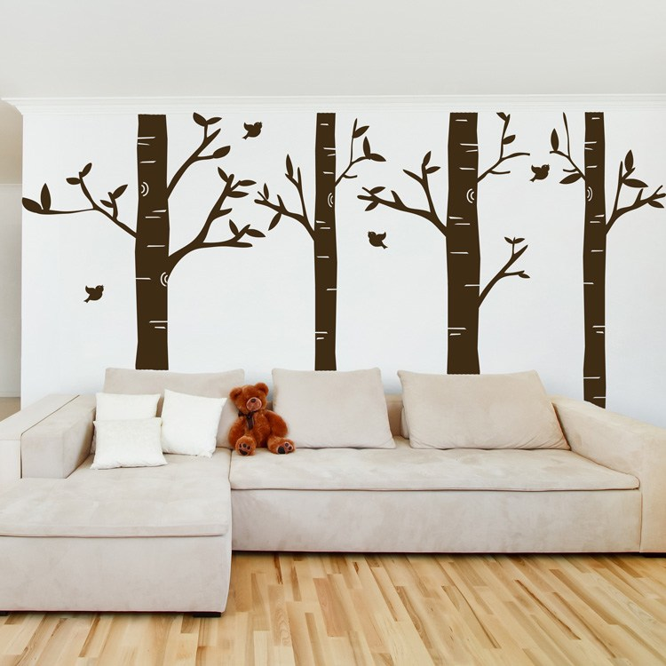 Trees Wall Decals