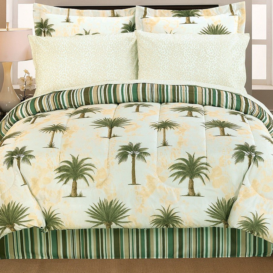 Tropical Comforter Sets California King