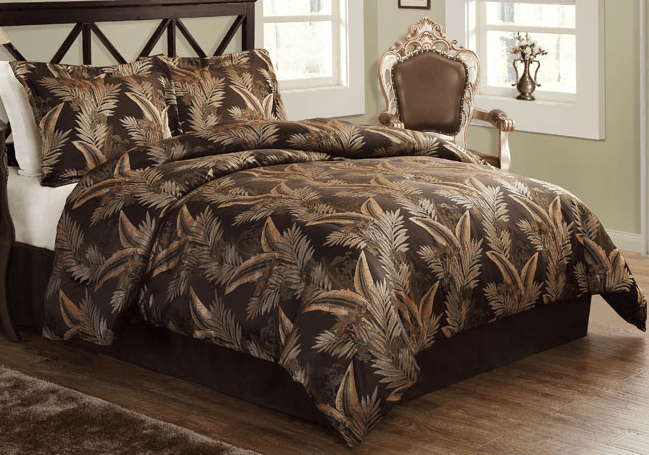 Tropical Comforter Sets Queen Size