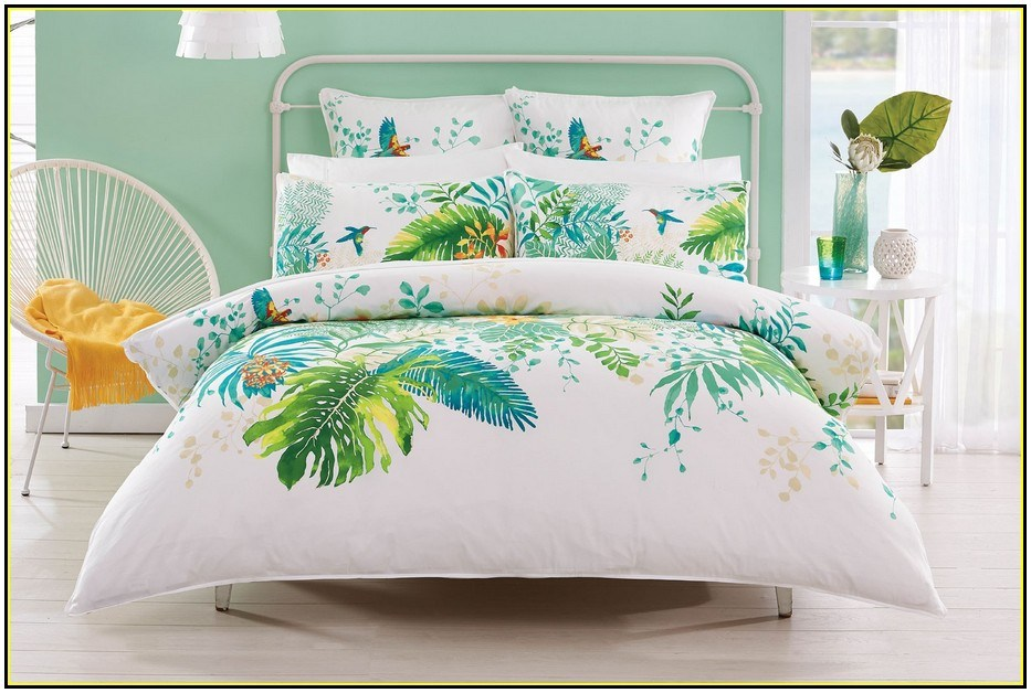 Tropical Comforter Sets
