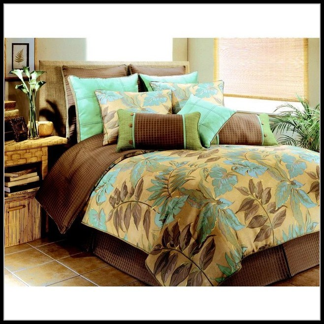 Tropical Comforters Sets