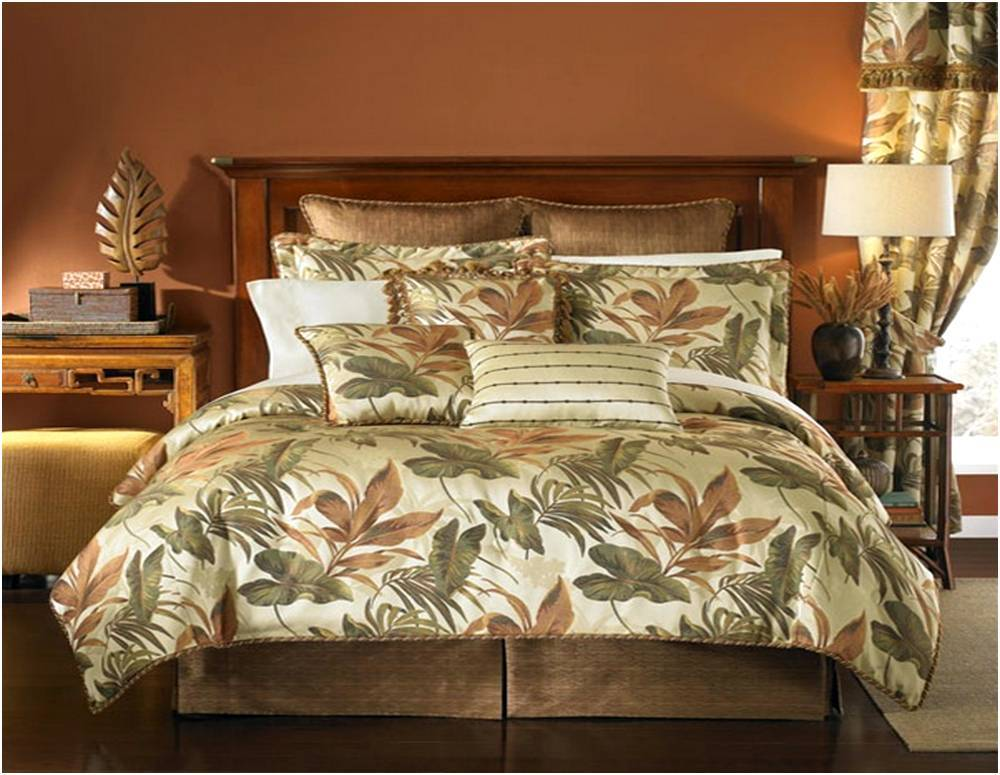 Tropical King Comforter Sets