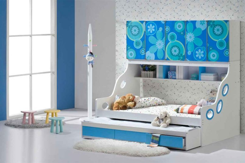 Trundle Bed Kids