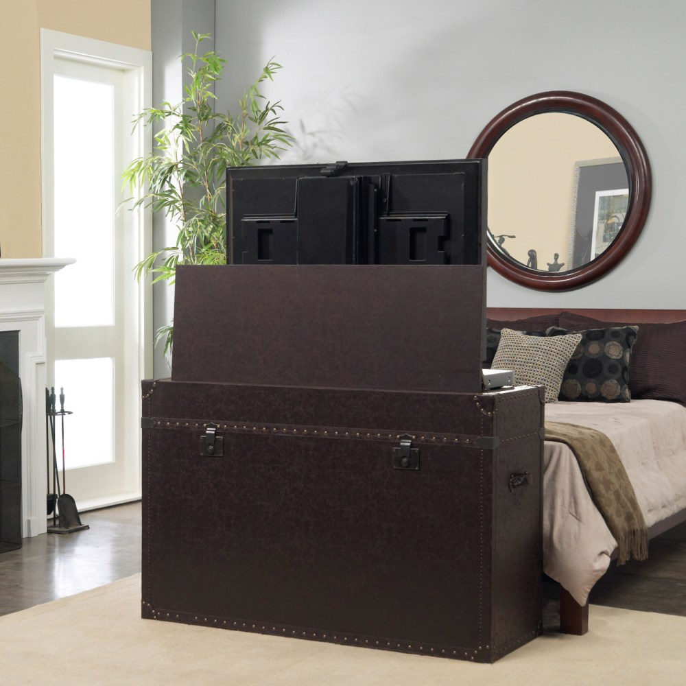 Trunk Tv Stand