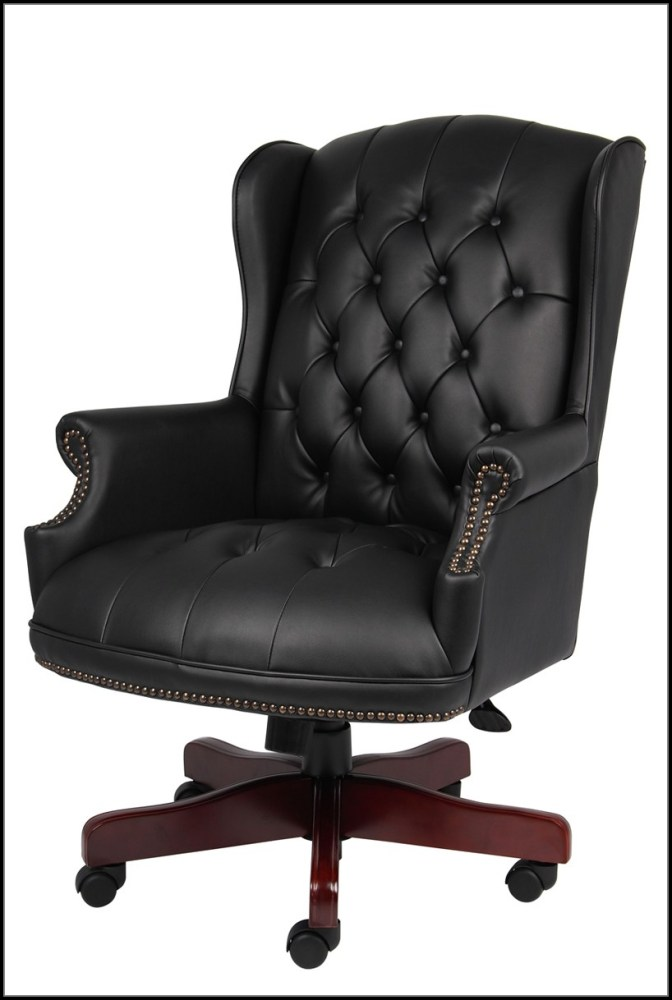 Tufted Executive Office Chair