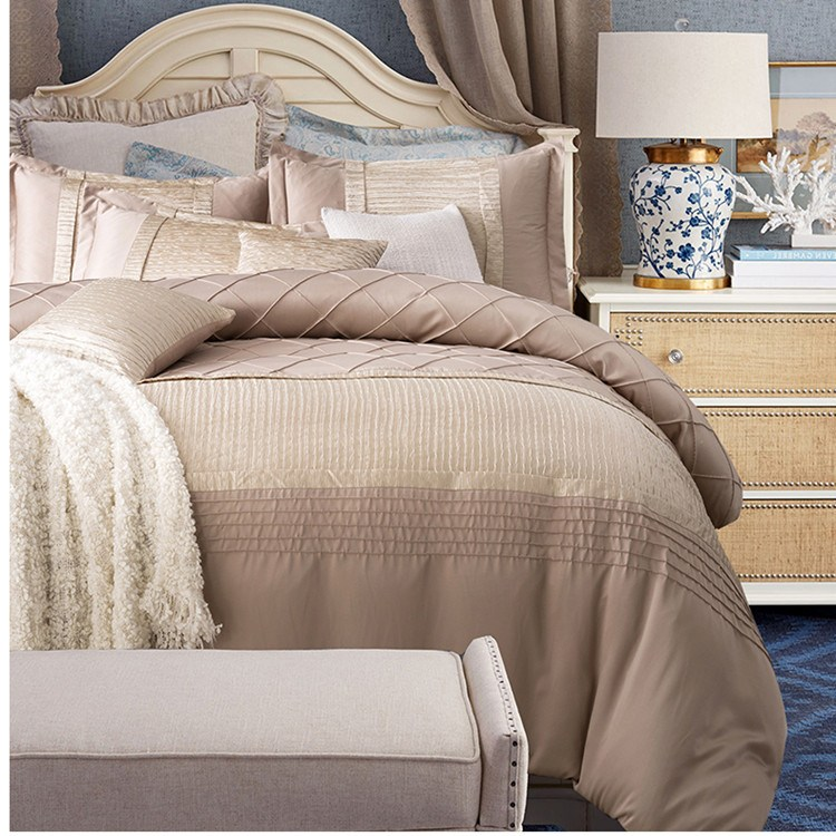 Turquoise Brown Comforter Sets