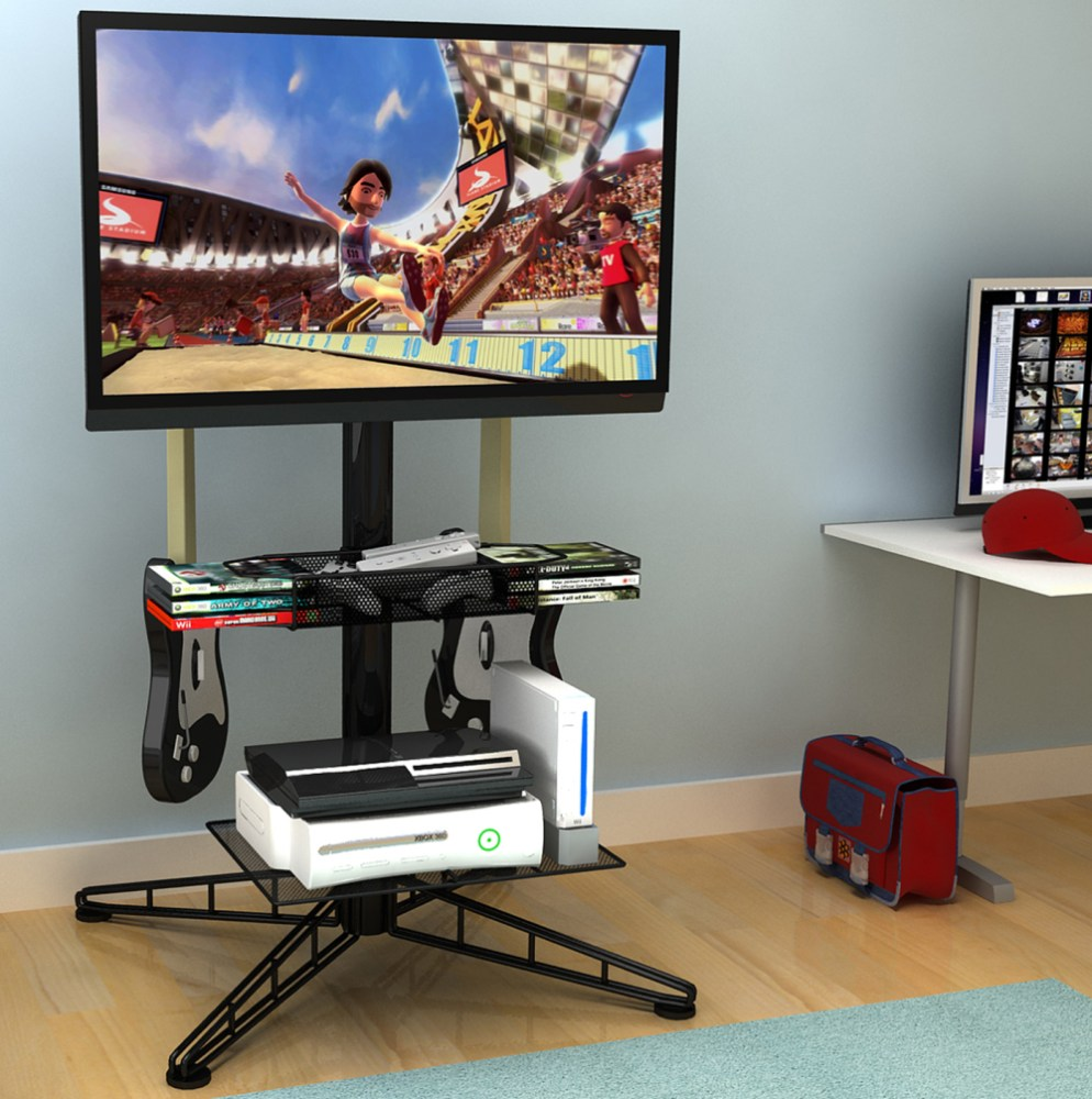 Tv And Gaming Stand