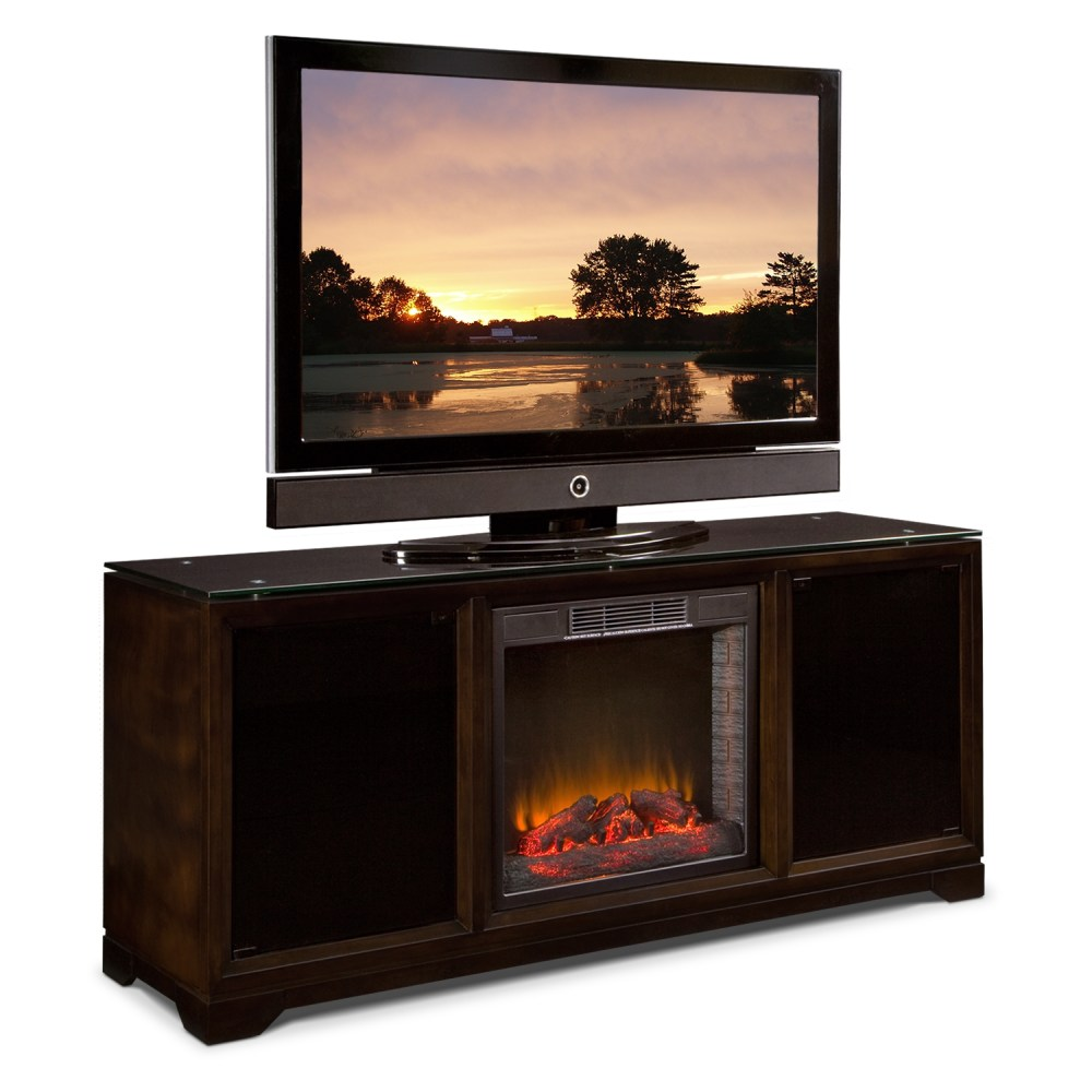 Tv Entertainment Stands With Fireplace