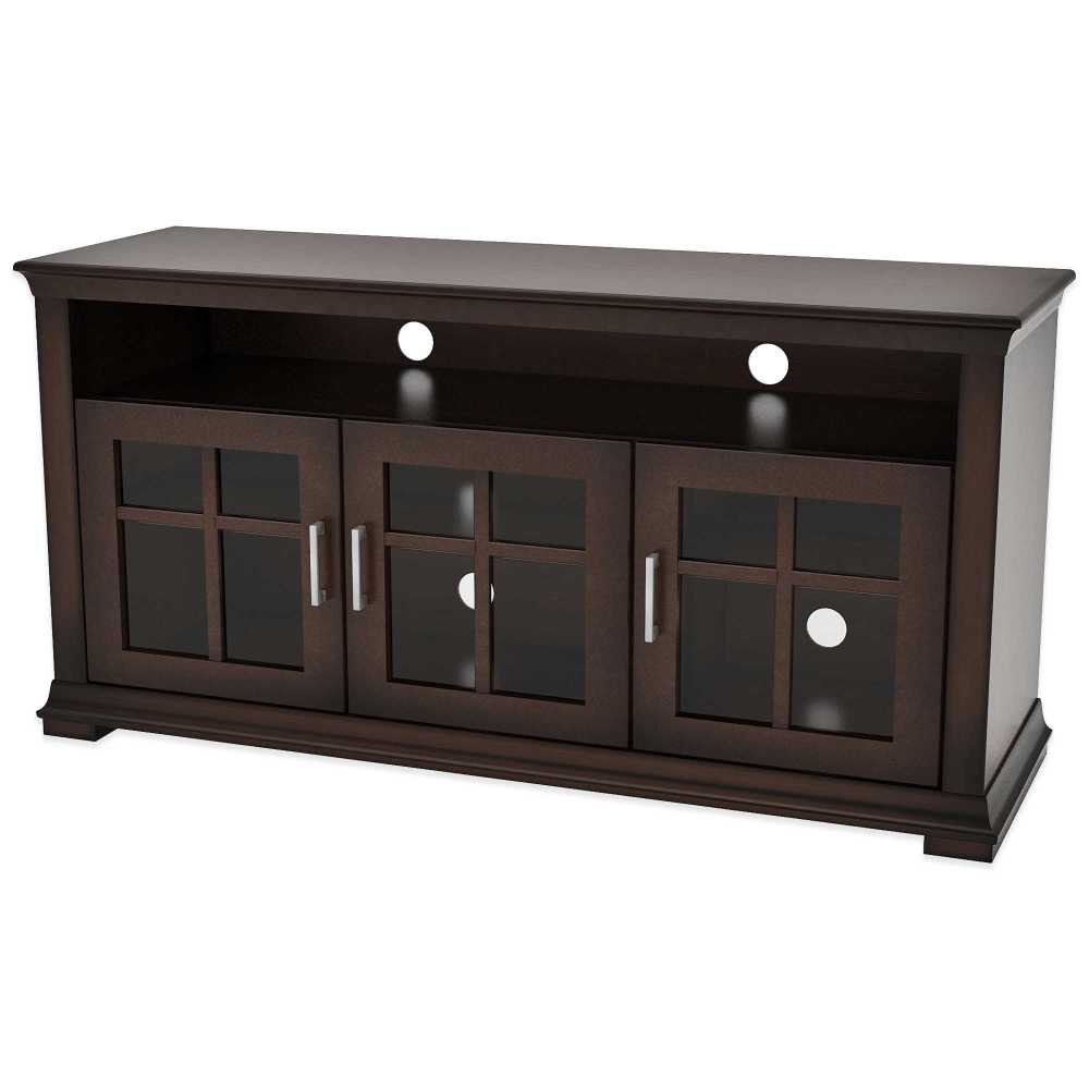 Tv Stand Dark Wood
