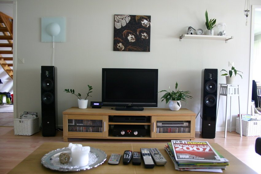 Tv Stand Decoration Ideas