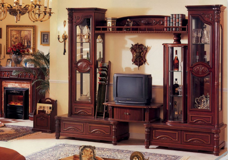 Tv Stand Designs In Hall