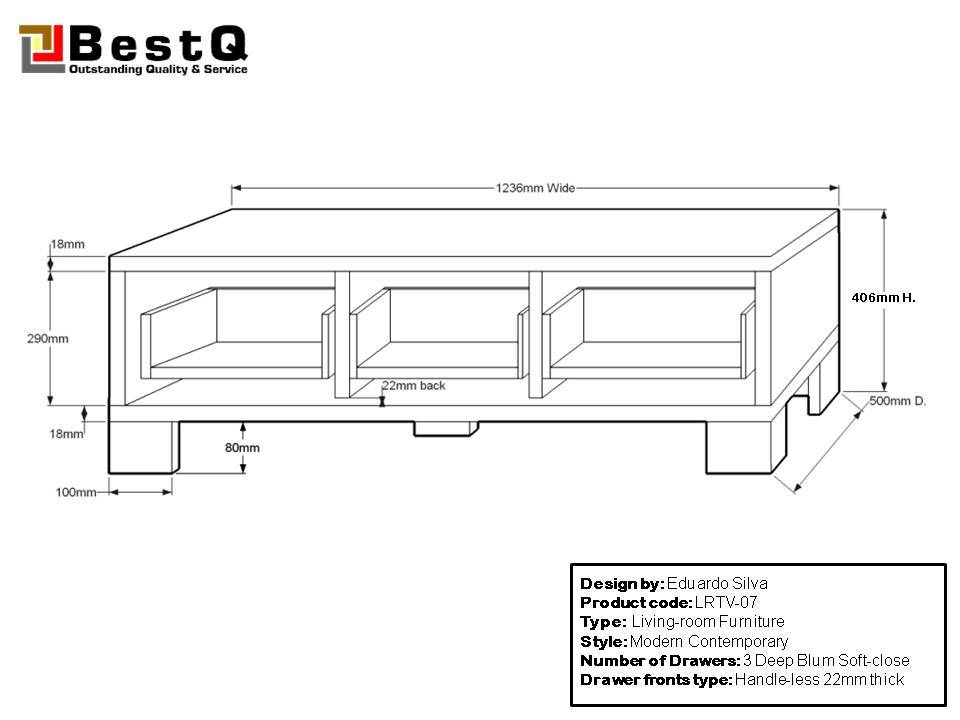 Tv Stand Dimensions