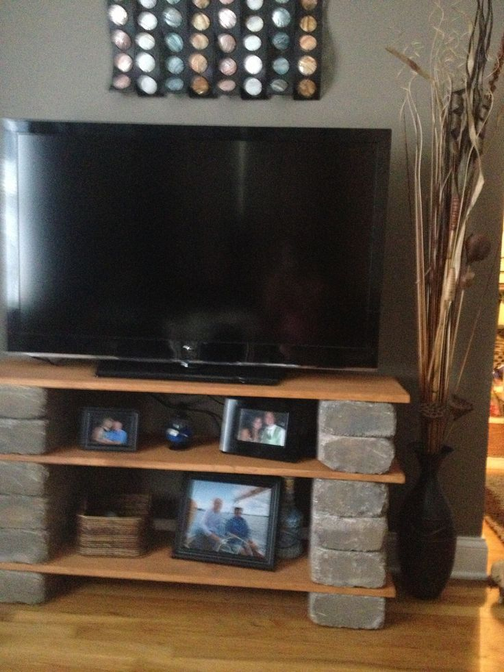 Tv Stand Diy Ideas