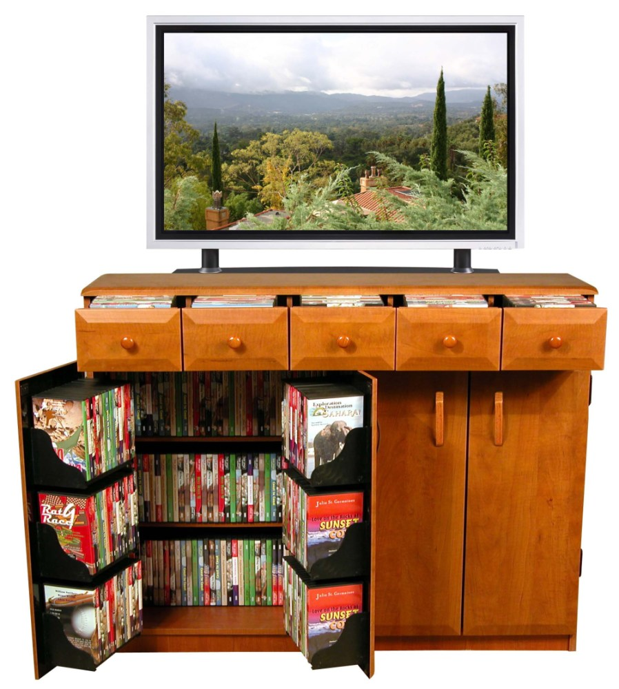 Tv Stand Dvd Storage Cabinet
