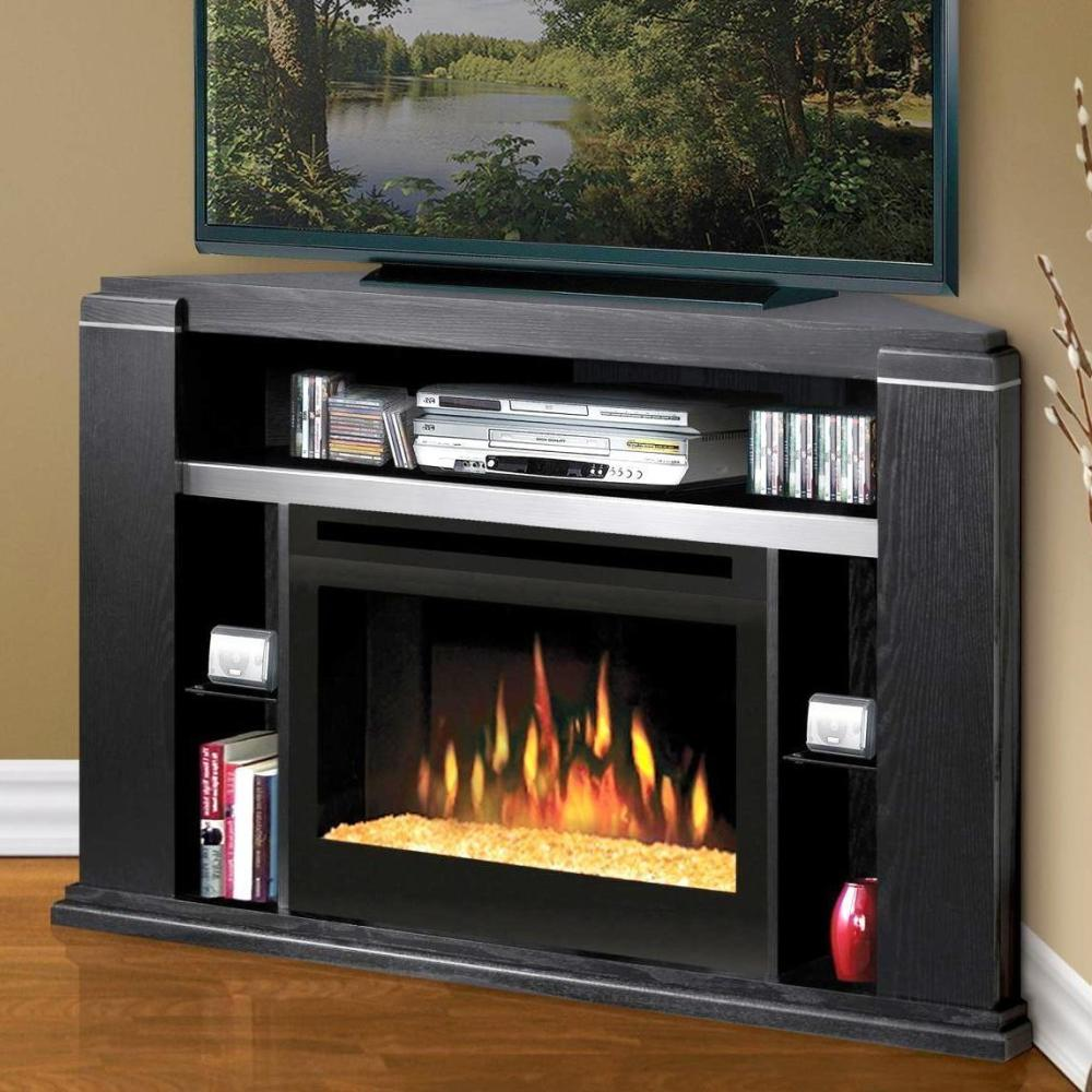 Tv Stand Fireplace Corner