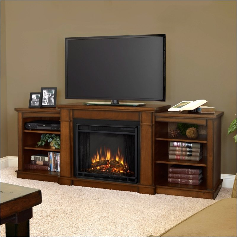 Tv Stand Fireplace Lowes