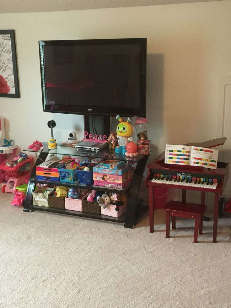 Tv Stand For Kids Playroom
