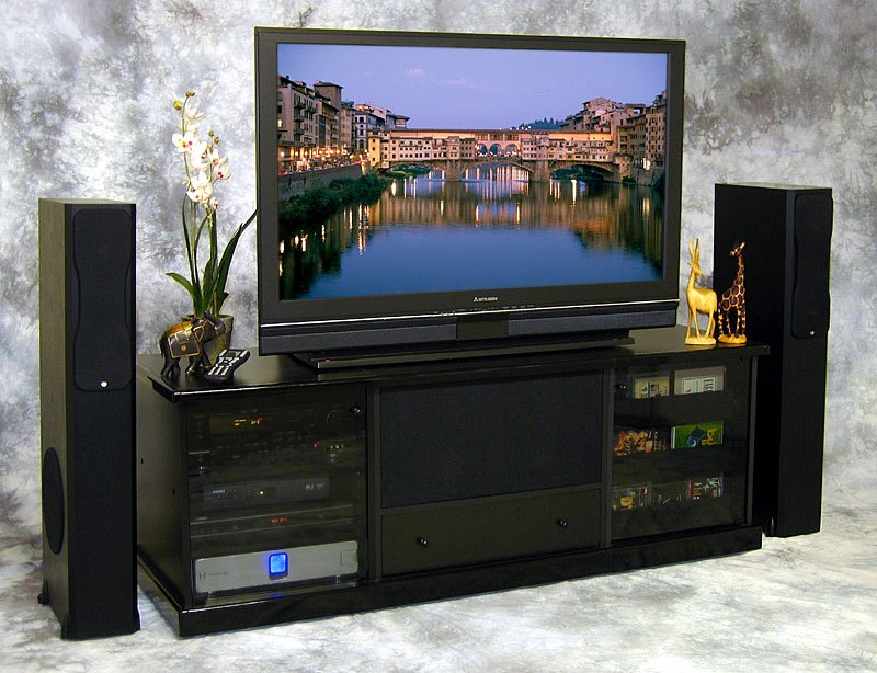 Tv Stand Home Theater System