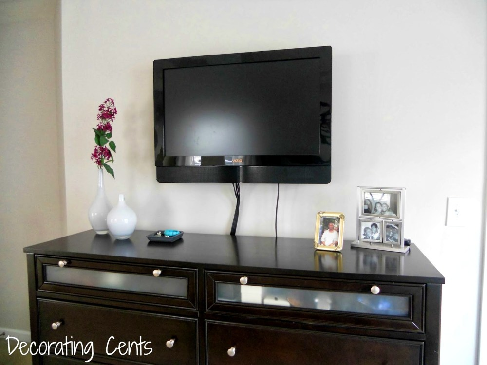 Tv Stand Ideas For Wall Mounted Tv