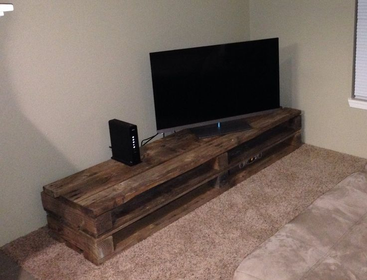 Tv Stand Ideas Pinterest