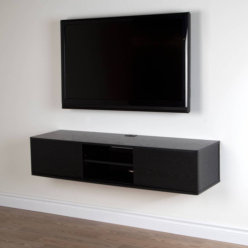 Tv Stand Mounted To Wall