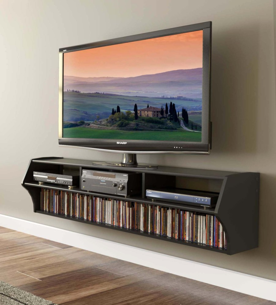 Tv Stand Wall Mount Walmart