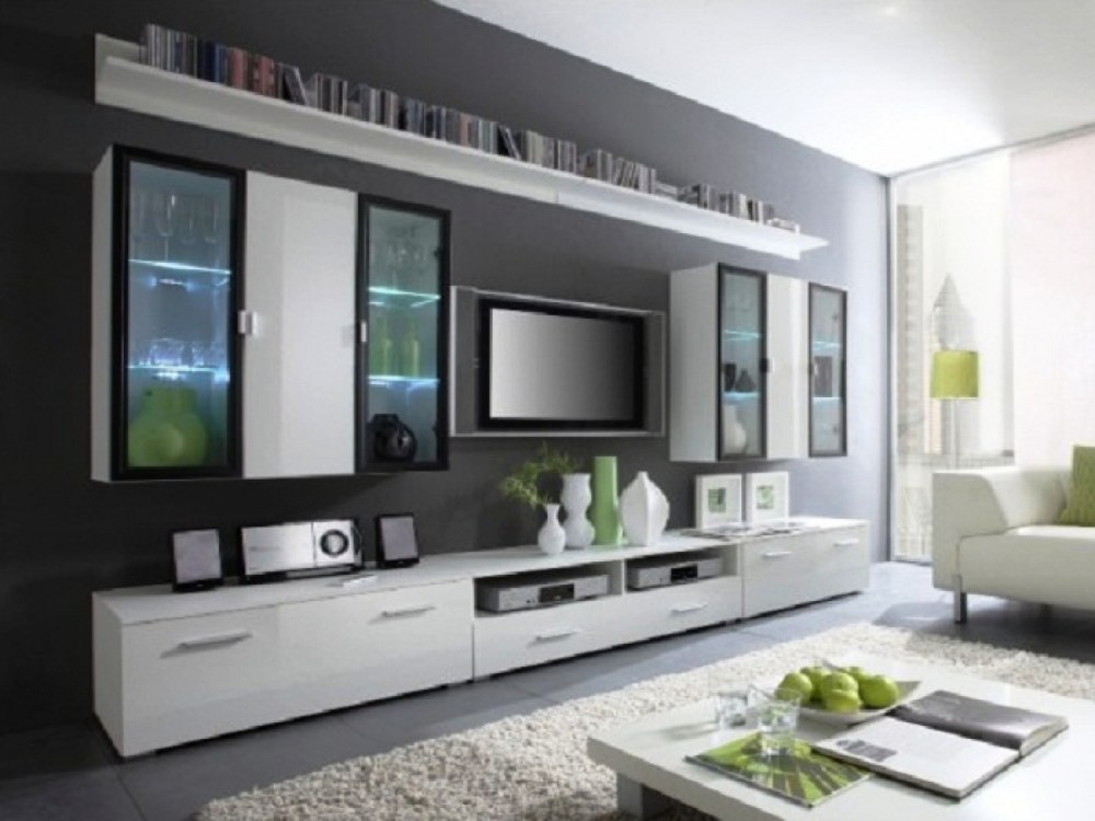 Tv Stand Wall Unit Designs