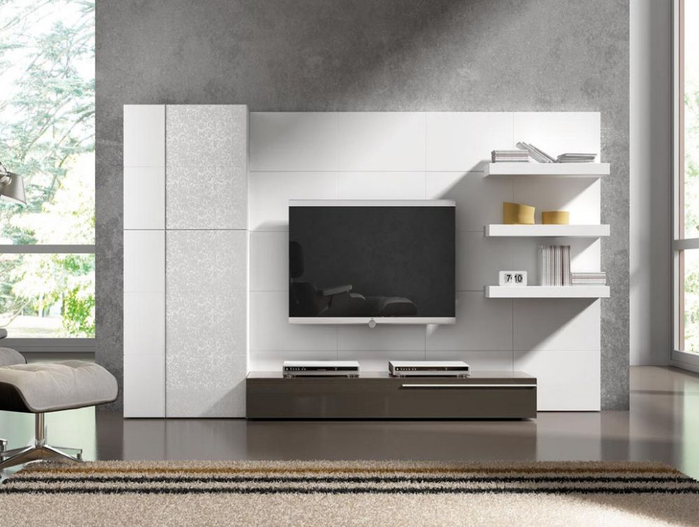 Tv Stand Wall Unit