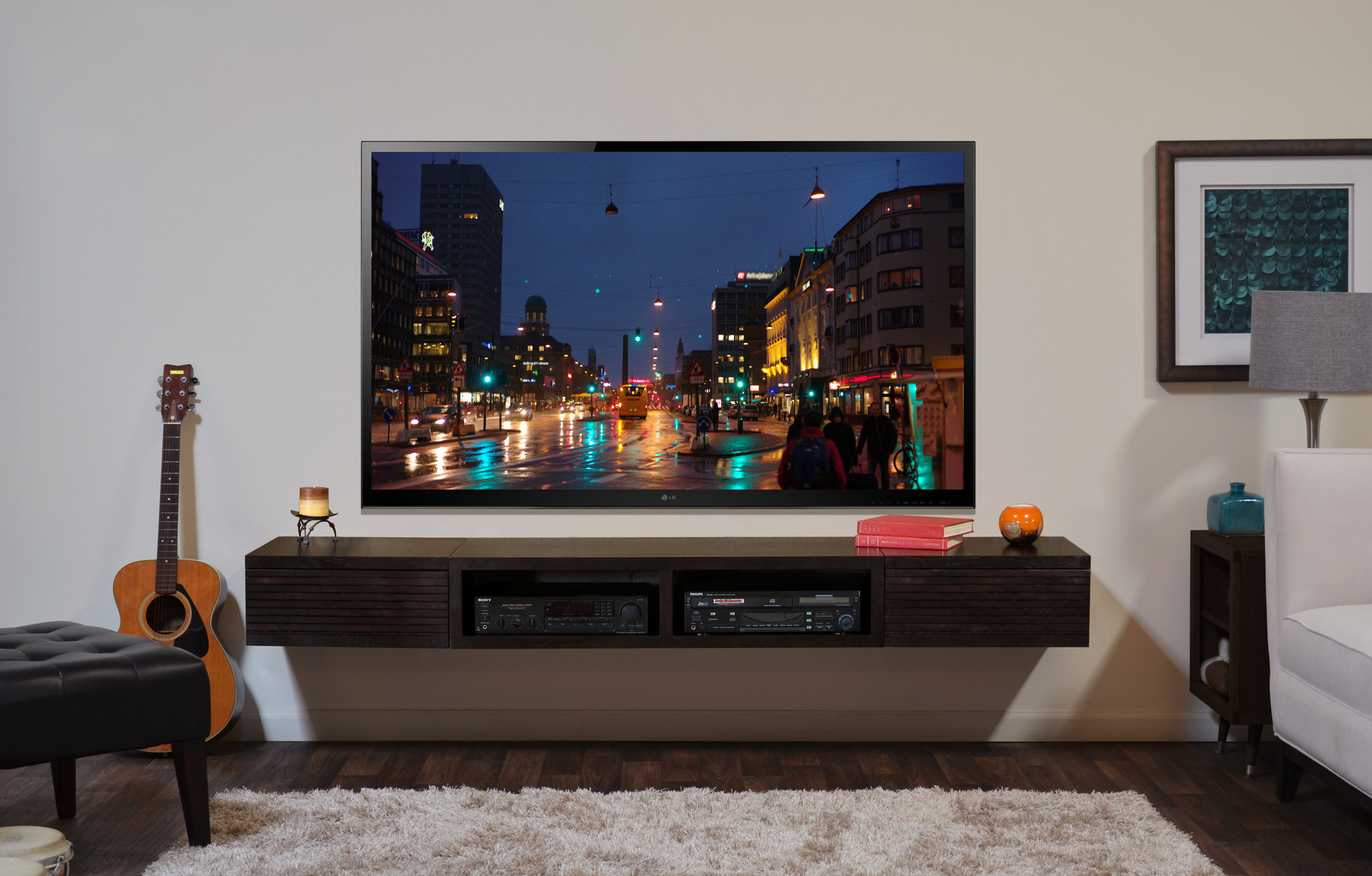 Tv Stand Wall