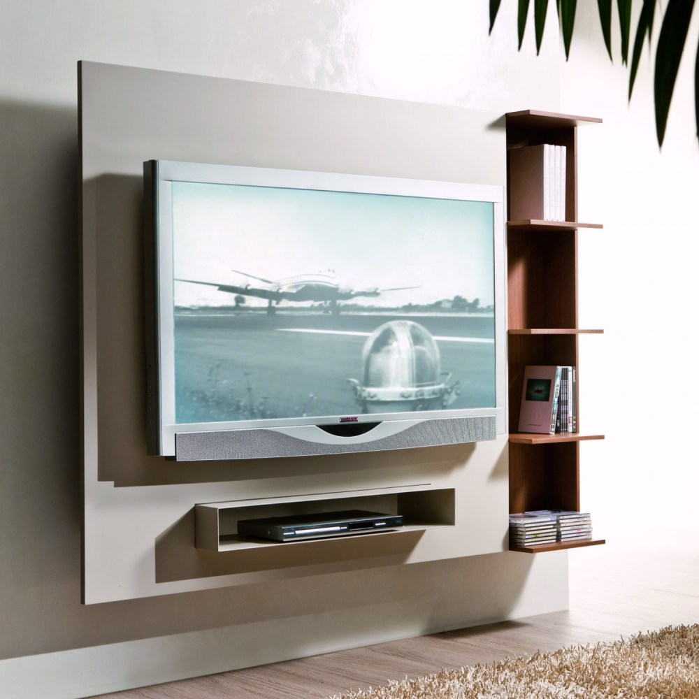 Tv Stand With Bookcase