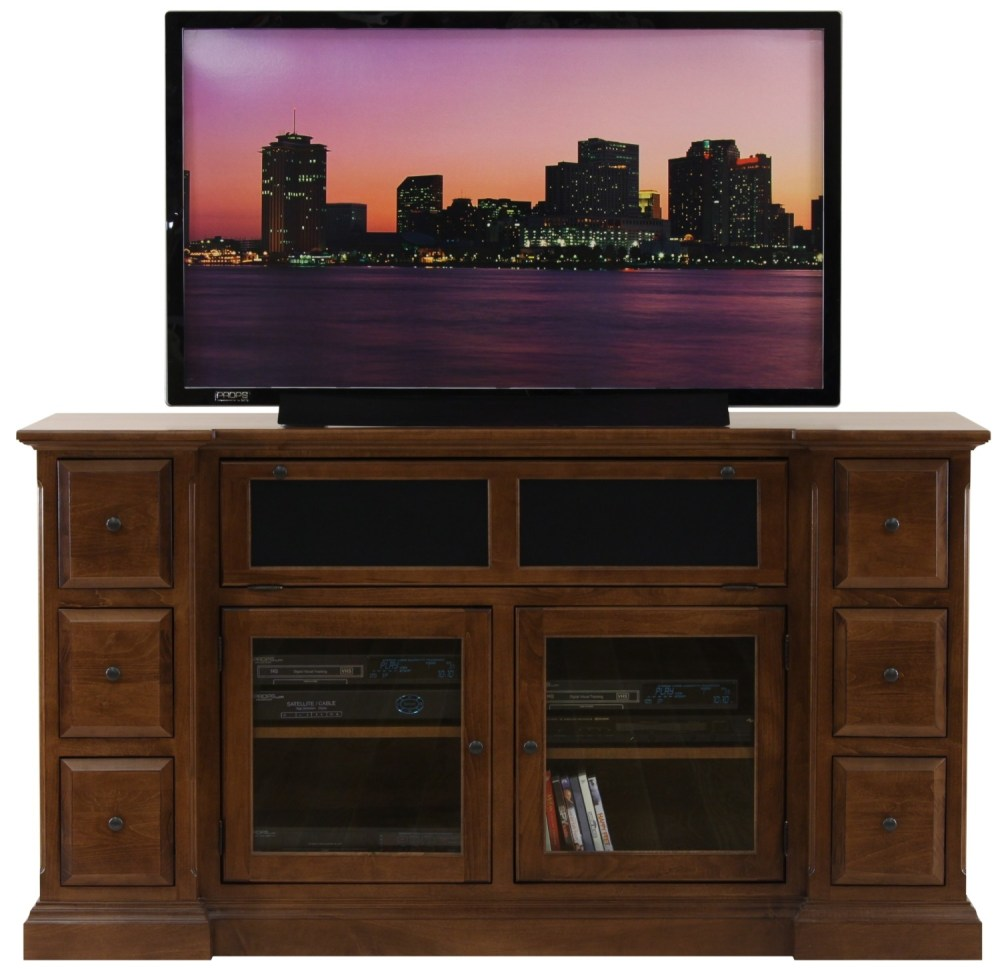Tv Stand With Cabinet Doors