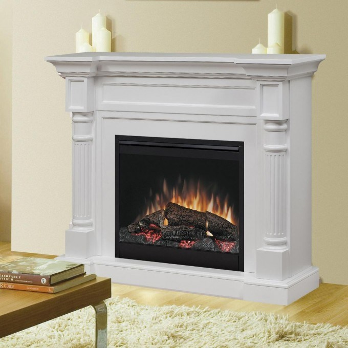 Tv Stand With Electric Fireplace Menards